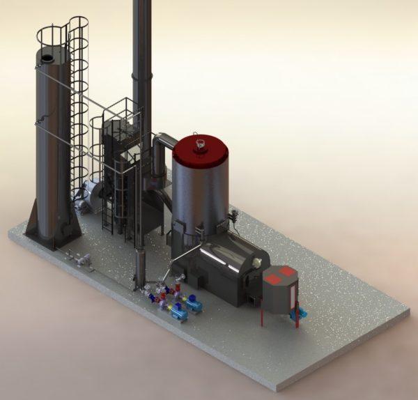 Термомасляні котли – ЕкоЕнергоПроект
