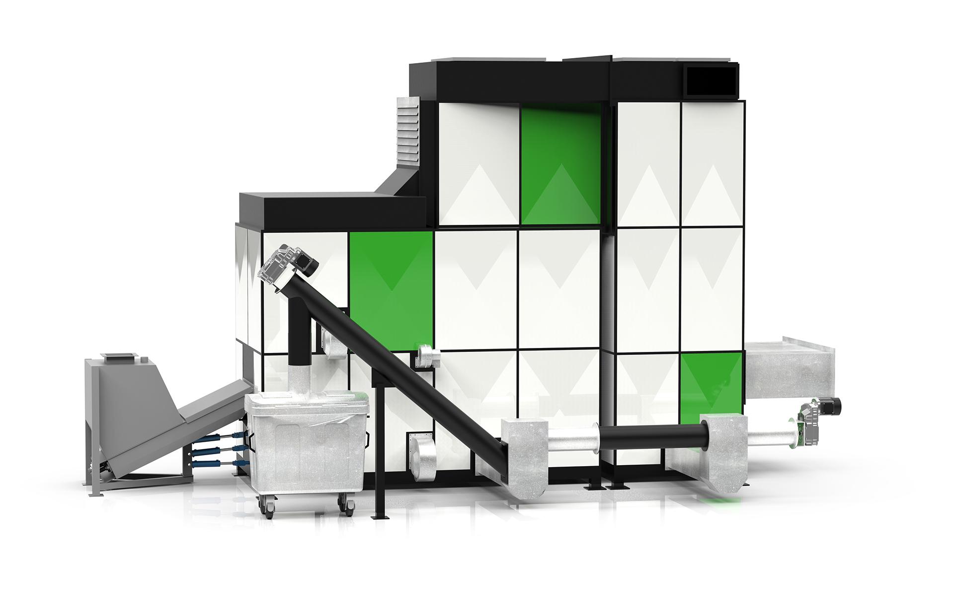 PelleTech AERO 1150/1750/350/2200 кВт - ЭкоЭнергоПроект