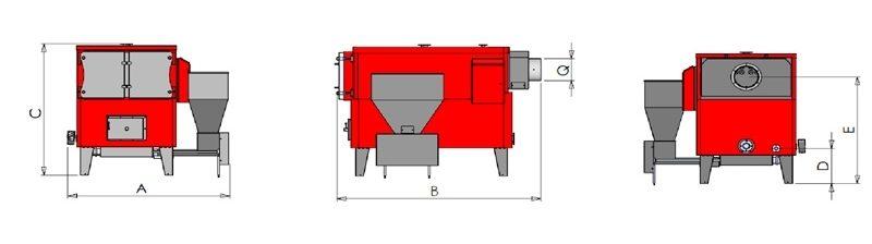 KOZLUSAN PEL-Series 150-1000 кВт