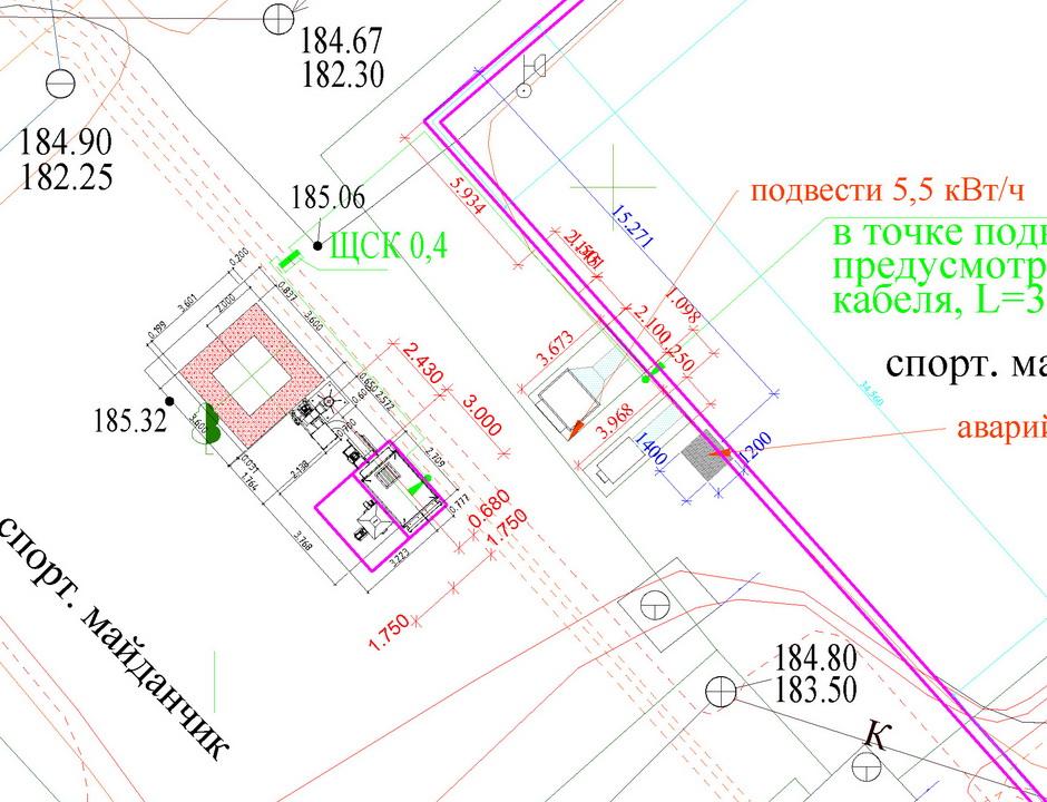 Проектні рішення для встановлення теплогенератора на пелетах 407 кВт - РеференціЇ | ЕкоЕнергоПроект